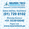 NEURON TECH INNOVATION S.A.C.